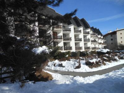 Location au ski Residence Le Champcella - Serre Chevalier - Extérieur hiver