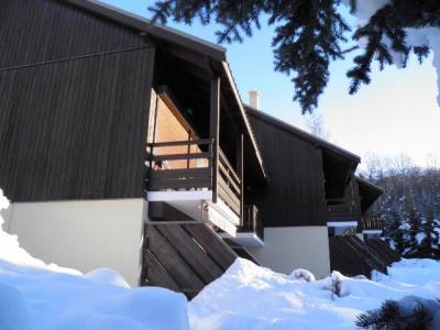 Location au ski Résidence le Clos des Cavales - Serre Chevalier - Extérieur hiver