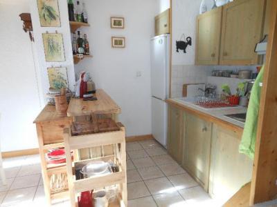 Location au ski Appartement 4 pièces 7 personnes (528) - Residence Le Clos Des Cavales - Serre Chevalier - Kitchenette