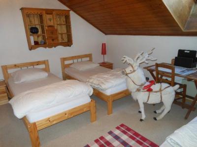 Location au ski Appartement 4 pièces 7 personnes (528) - Residence Le Clos Des Cavales - Serre Chevalier - Lit simple