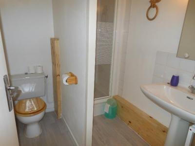 Location au ski Appartement 4 pièces 7 personnes (528) - Residence Le Clos Des Cavales - Serre Chevalier - Salle de bains