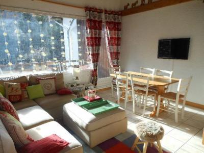 Location au ski Appartement 4 pièces 7 personnes (528) - Residence Le Clos Des Cavales - Serre Chevalier - Séjour