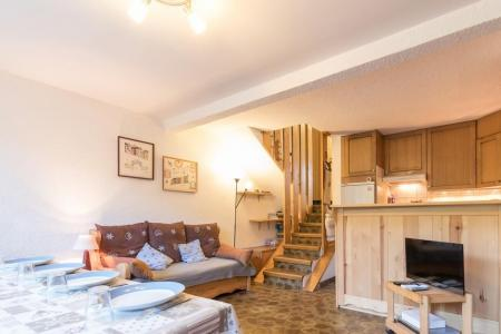 Location au ski Appartement 4 pièces mezzanine 9 personnes (825) - Residence Le Clos Des Cavales - Serre Chevalier - Séjour