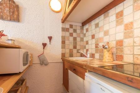 Location au ski Studio coin montagne 4 personnes (4B) - Residence Le Coolidge - Serre Chevalier