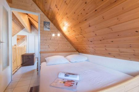 Rent in ski resort 3 room duplex apartment 6 people (BLIN25) - Résidence Le Dauphinois - Serre Chevalier - Double bed