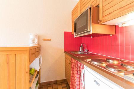 Rent in ski resort Studio sleeping corner 4 people (NED103) - Résidence Le Forum - Serre Chevalier