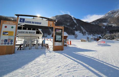Location au ski Studio 4 personnes (014) - Résidence le Galibier - Serre Chevalier