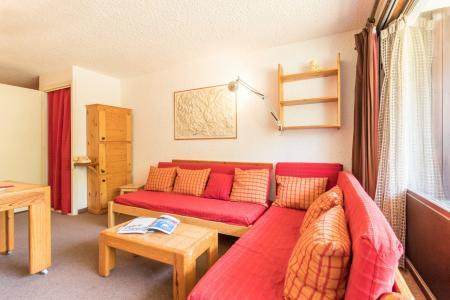 Location au ski Studio 4 personnes (004) - Residence Le Galibier - Serre Chevalier - Cuisine ouverte