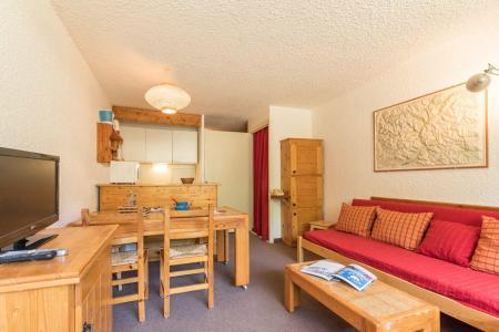 Location au ski Studio 4 personnes (004) - Residence Le Galibier - Serre Chevalier - Four