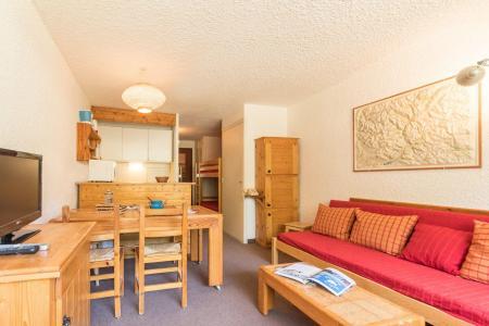 Location au ski Studio 4 personnes (004) - Residence Le Galibier - Serre Chevalier - Lits superposés