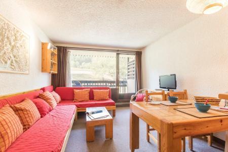 Location au ski Studio 4 personnes (004) - Residence Le Galibier - Serre Chevalier - Séjour