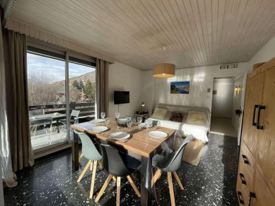 Location au ski Appartement 3 pièces 6 personnes (0210) - Résidence le Pic Blanc - Serre Chevalier - Séjour