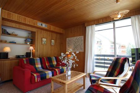 Location au ski Appartement 4 pièces 8 personnes (0415) - Résidence le Pic Blanc - Serre Chevalier - Canapé