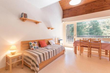 Location au ski Studio coin montagne 6 personnes (1A) - Résidence le Prarial - Serre Chevalier