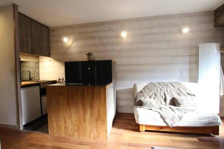 Location au ski Studio cabine 6 personnes (A021) - Résidence le Prarial - Serre Chevalier - Banquette