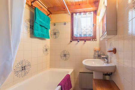 Rent in ski resort 2 room mezzanine apartment 5 people (MOSER007) - Résidence le Pré des Fonts - Serre Chevalier