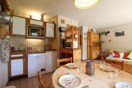 Rent in ski resort 2 room apartment 4 people (1004) - Résidence le Pré des Jonquilles - Serre Chevalier