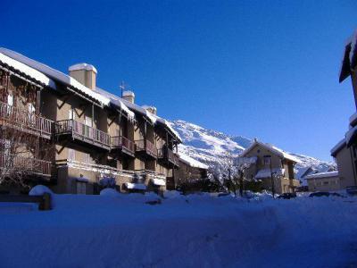 Location Serre Chevalier : Résidence le Pré Gambille hiver