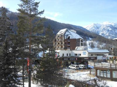 Location au ski Résidence le Serre d'Aigle - Serre Chevalier - Extérieur hiver