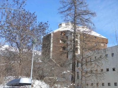 Location au ski Studio coin montagne 3 personnes (702) - Residence Le Serre D'aigle - Serre Chevalier - Salle de bains