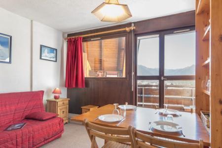 Location au ski Studio coin montagne 3 personnes (702) - Residence Le Serre D'aigle - Serre Chevalier - Séjour