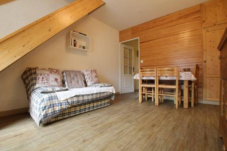 Rent in ski resort 2 room duplex apartment 4 people (B314) - Résidence les Balcons de Briançon B - Serre Chevalier - Bench seat
