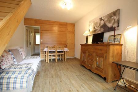 Rent in ski resort 2 room duplex apartment 4 people (B314) - Résidence les Balcons de Briançon B - Serre Chevalier - Settee