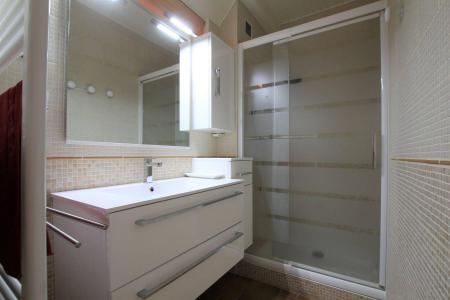 Rent in ski resort 2 room duplex apartment 4 people (B314) - Résidence les Balcons de Briançon B - Serre Chevalier - Shower room