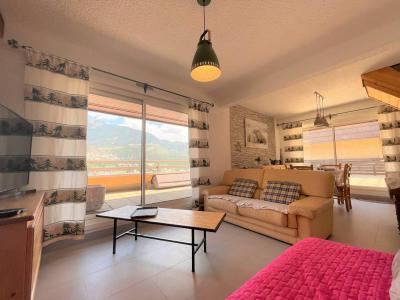 Rent in ski resort 3 room mezzanine apartment 6 people (311) - Résidence les Balcons de Briançon B - Serre Chevalier
