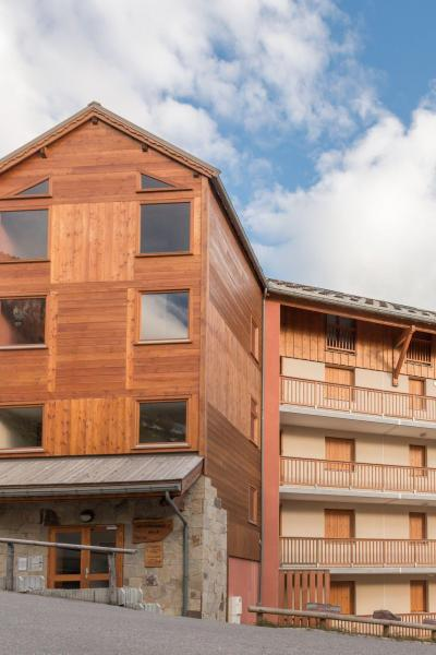Location au ski Residence Les Coralines 1B - Serre Chevalier