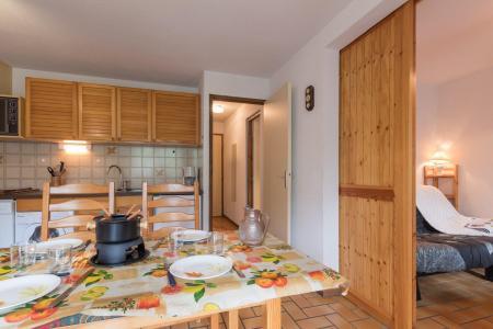 Location au ski Studio coin montagne 4 personnes (203) - Residence Les Cretes - Serre Chevalier