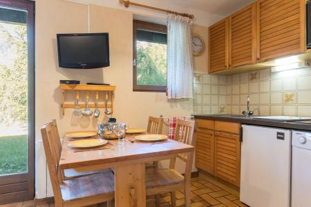 Location au ski Studio cabine 4 personnes (A104) - Résidence les Crêtes - Serre Chevalier - Cuisine