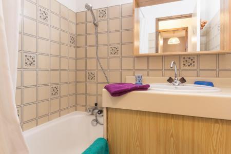 Location au ski Studio coin montagne 4 personnes - Residence Les Cretes - Serre Chevalier - Salle de bains