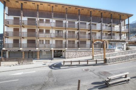 Location au ski Résidence les Crocus - Serre Chevalier - Extérieur hiver