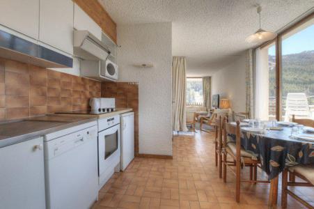 Location au ski Appartement 2 pièces 6 personnes (0211) - Résidence les Eterlous - Serre Chevalier