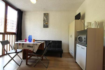 Location au ski Studio 2 personnes (0113) - Résidence les Eterlous - Serre Chevalier