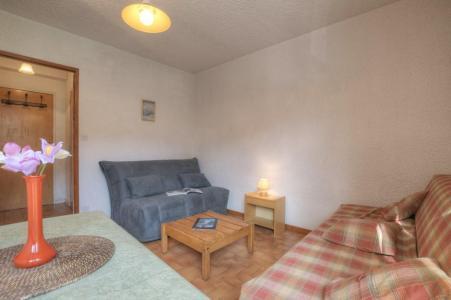 Location au ski Studio 2 personnes (977) - Residence Les Eterlous - Serre Chevalier - Coin séjour