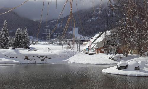 Location au ski Appartement 2 pièces coin montagne 6 personnes (747) - Residence Les Jardins Alpins - Serre Chevalier
