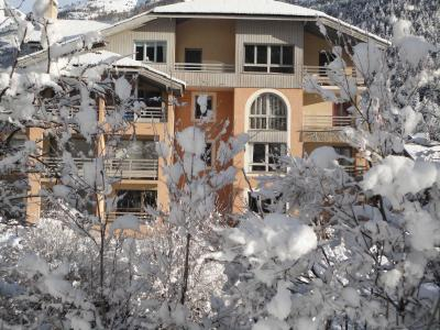 Ski en famille Résidence les Jardins Alpins