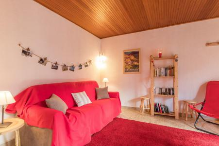 Rent in ski resort 3 room apartment 6 people (LEC015) - Résidence les Pellenches - Serre Chevalier - Bed-settee