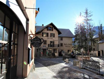 Rent in ski resort 3 room apartment 6 people (LEC015) - Résidence les Pellenches - Serre Chevalier
