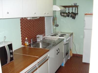 Location au ski Appartement 2 pièces 5 personnes (32) - Residence Les Rochilles - Serre Chevalier - Cuisine