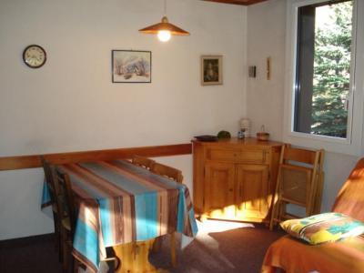 Location au ski Appartement 2 pièces 5 personnes (32) - Residence Les Rochilles - Serre Chevalier - Table