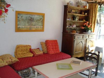 Location au ski Appartement 3 pièces coin montagne 6 personnes (HOUV) - Residence Les Rochilles - Serre Chevalier - Séjour