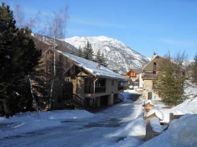 Alquiler  : Résidence les Tamborels invierno