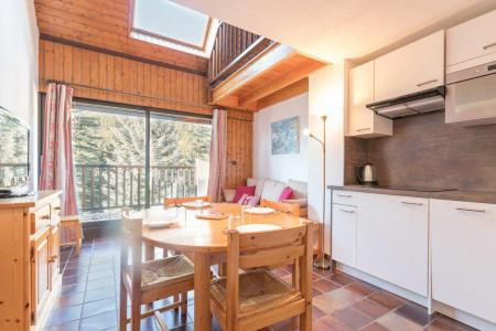 Location au ski Studio cabine 6 personnes (GIBA9) - Résidence les Tamborels - Serre Chevalier - Séjour