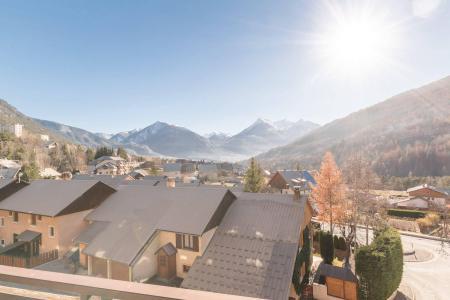 Location au ski Appartement 1 pièces coin montagne 4 personnes (122) - Résidence Mas des Cimes - Serre Chevalier