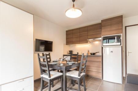 Location au ski Studio coin montagne 4 personnes (ELL22) - Résidence Neyzets - Serre Chevalier - Appartement