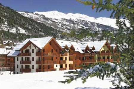 Location Serre Chevalier : Résidence Pierre & Vacances l'Alpaga hiver