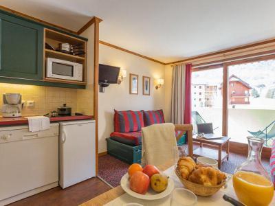Location au ski Studio 4 personnes - Résidence Pierre & Vacances l'Alpaga - Serre Chevalier